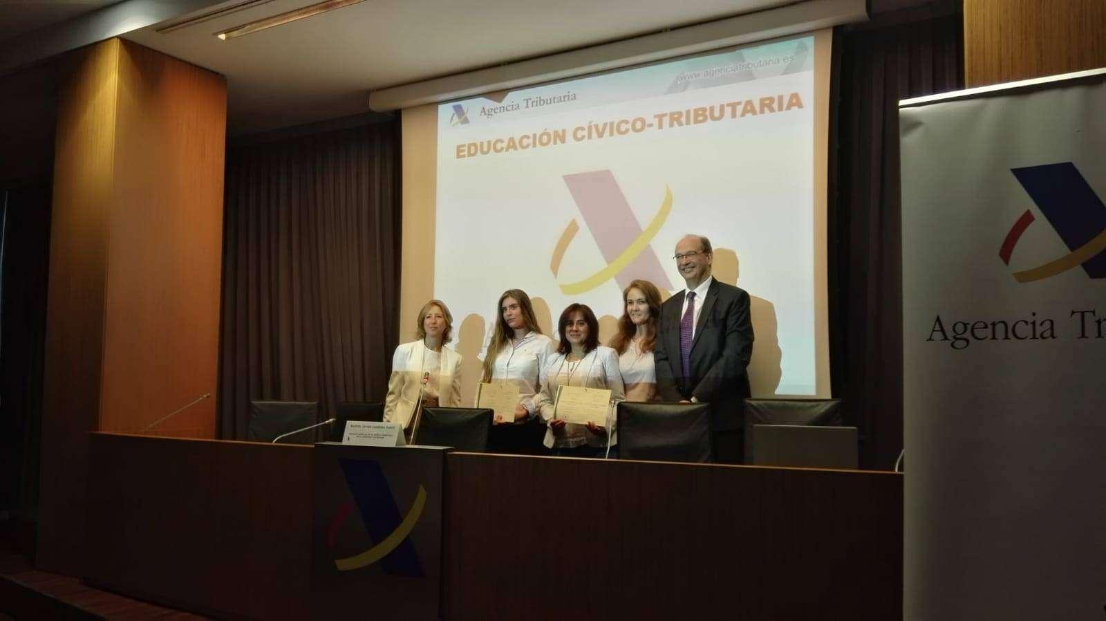 Alumna de Pureza de María Grao gana el primer premio