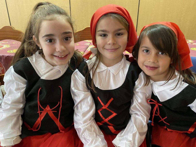 Colegio Pureza de María Grao. Alumnos 2º de primaria