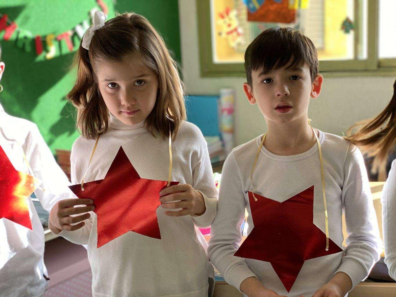 festival de navidad infantil y primaria