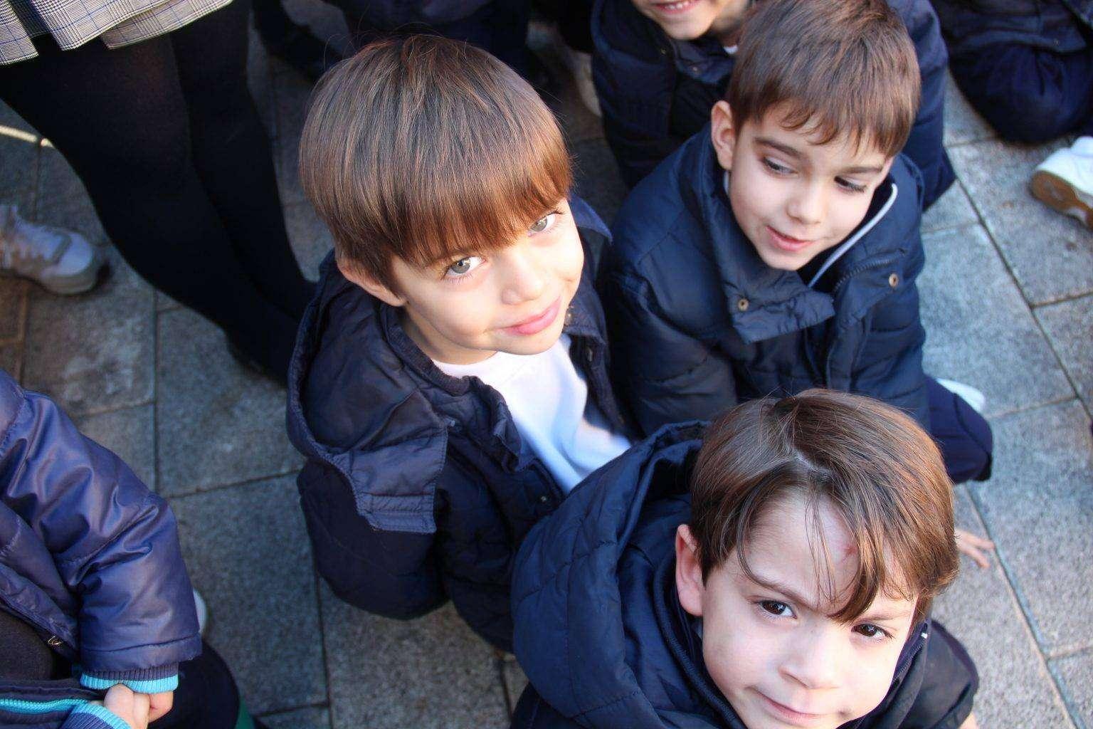día de la paz niños