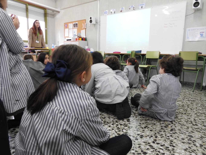 Niños colegio